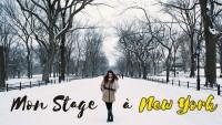 Trouver un STAGE à l'étranger | Mon stage à New York