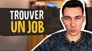 Comment trouver un travail rapidement ?