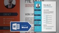Créer un CV élégant avec MS Word
