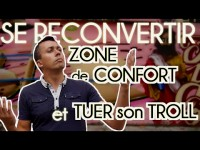 Reconversion professionnelle : quitter sa zone de confort