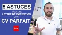 5 astuces pour une lettre de motivation parfaite