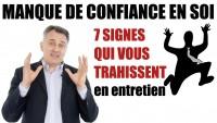 Entretien d'embauche : 7 signes qui trahissent