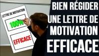 Comment écrire une lettre de motivation efficace ?