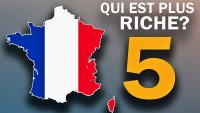 Les 5 régions les plus riches de France